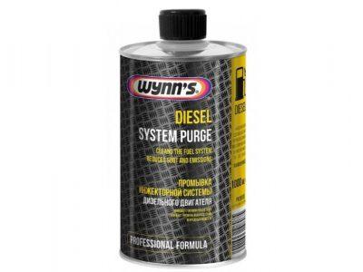 WYNN'S Промывка топливной системы Diesel System Purge, 1л