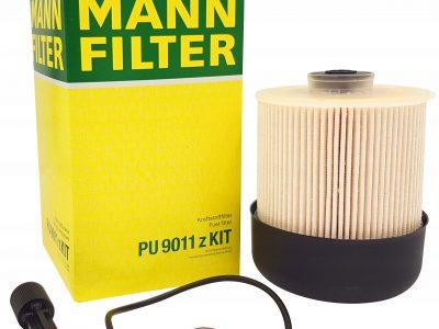 MANN Фильтр топливный PU 9011 z KIT