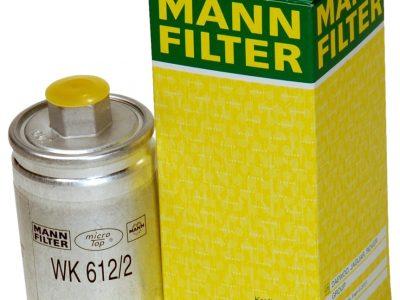 MANN Фильтр топливный WK 612/2