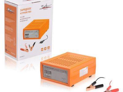 AIRLINE Зарядное устройство для аккумулятора автоматическое, импульсное, 7А, 12В