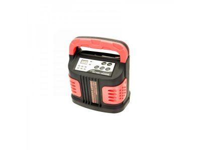 CARSTEL Зарядное устройство для аккумулятора, универсальный автомат-микропроцессор, 2-15A 12В