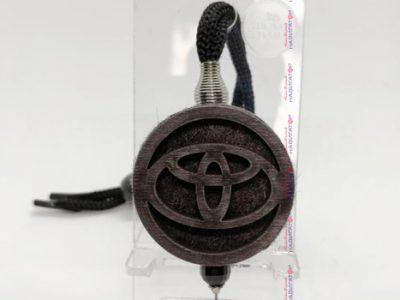 AROMA BAR Ароматизатор «Тойота» в черном цвете