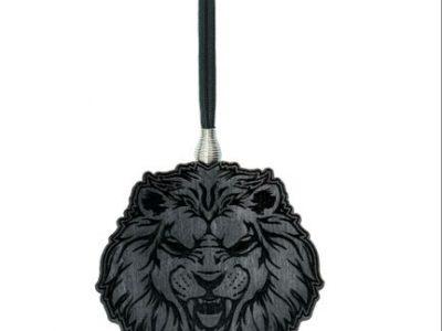 AROMA BAR Ароматизатор «Лев рычит» в черном цвете