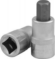 JONNESWAY Насадка торцевая 1/2″DR с вставкой-битой шестигранной, H14, 55 мм