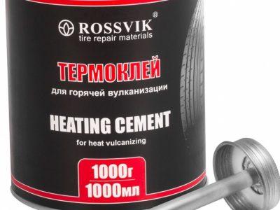 ROSSVIK Термоклей с кистью, 1000гр
