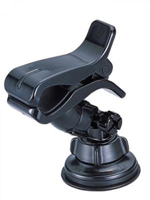CARMATE Держатель для телефона Smartphone Holder пластиковый, черный