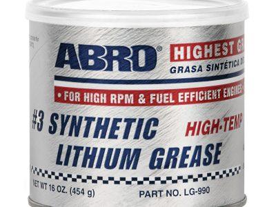 ABRO Смазка литиевая синтетическая, 454г