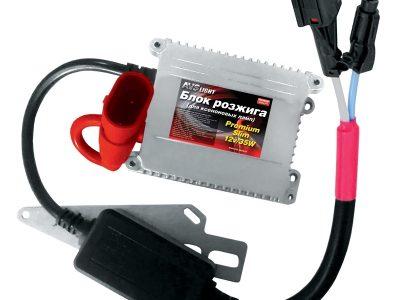 AVS Блок розжига Premium slim AC 12/35W LL-05A разъём KET, 1 шт.